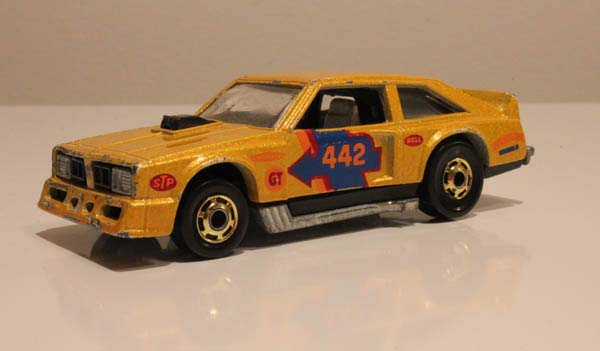Hot Wheels Flat Out 442 1978