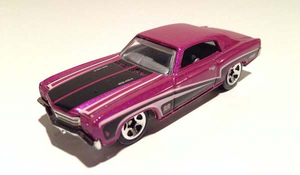 Hot Wheels Chevy Monte Carlo SS 70